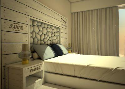 Boutique Hotel Interior design